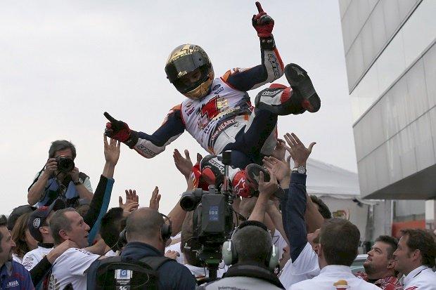 Marc Marquez Pembalap MotoGP Terhebat Sepanjang Sejarah