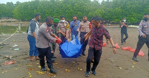 Pemancing Ditemukan Tewas di Tanjung Pasir
