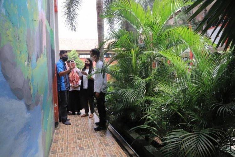 SDN Pinang 7 Menuju Adiwiyata Nasional