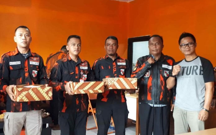 PAC PP Jatiuwung Lepas Calon Siswa Komando Inti