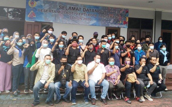Tengku Iwan Menjabat Ketua FPTI