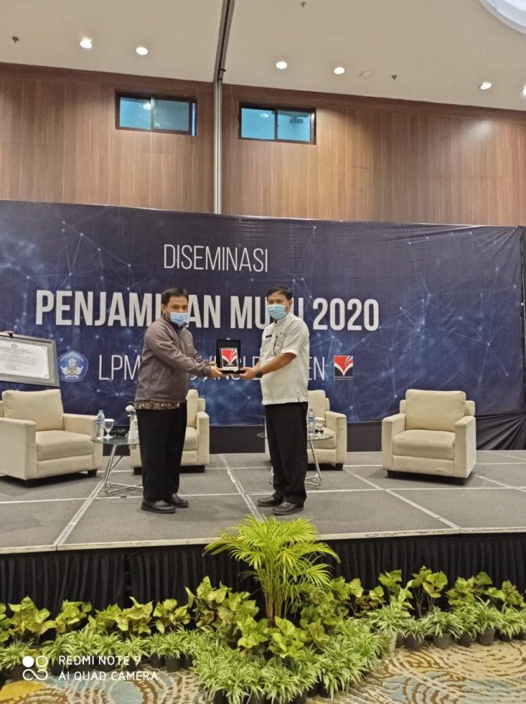 Boyong 5 Penghargaan SPMI Award, Pemkot Tangerang Layak Jalankan Program Sekolah Penggerak
