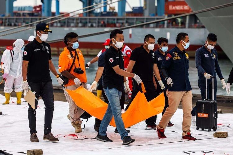 14 Potongan Tubuh Ditemukan, Satu Penumpang Sriwijaya Teridentifikasi