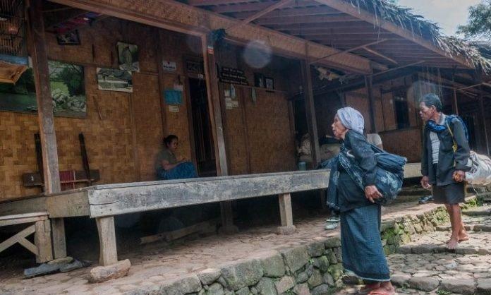 Nol Kasus Covid-19 di Suku Baduy