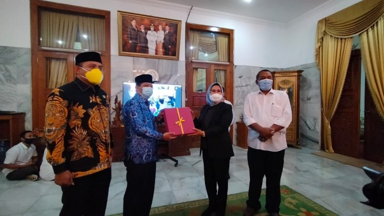 Sekda Kabupaten Serang Jabat Plh Bupati