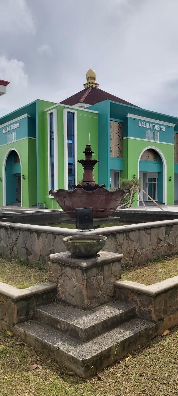 Masjid Megah SMAN 1 Ciruas Diresmikan