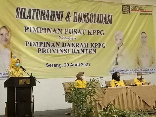 Kader Perempuan Golkar Diminta Sukseskan Pemilu 2024