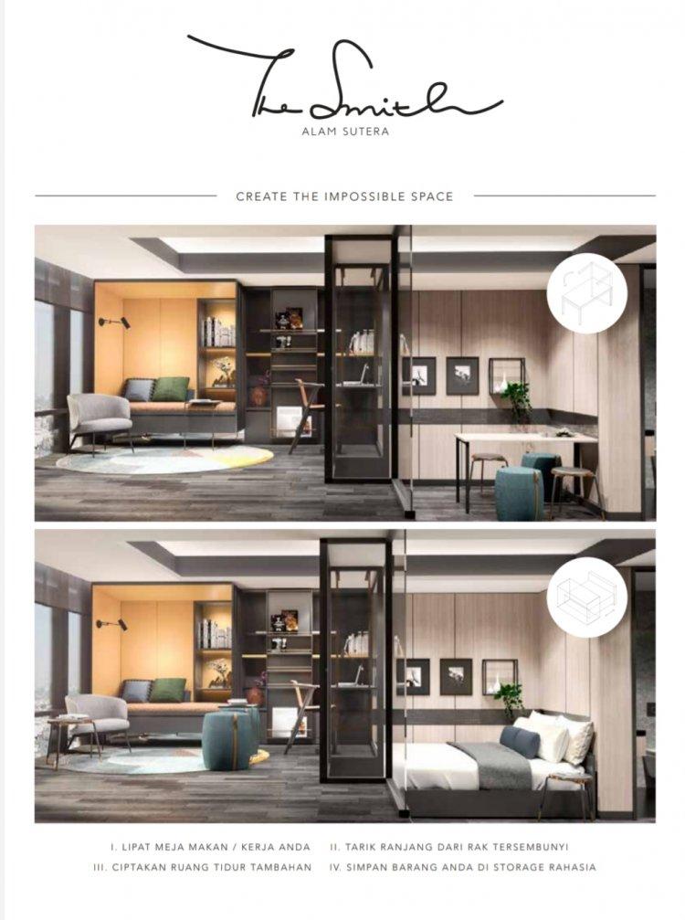 "Berkonsepkan Rumah Pelaku Bisnis Start Up Company, Triniti Dinamik Group Launching ""The Smith"""