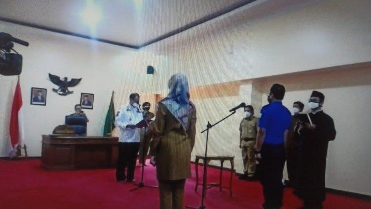 Gubernur Banten Mutasi Pejabat Eselon 3 dan 4