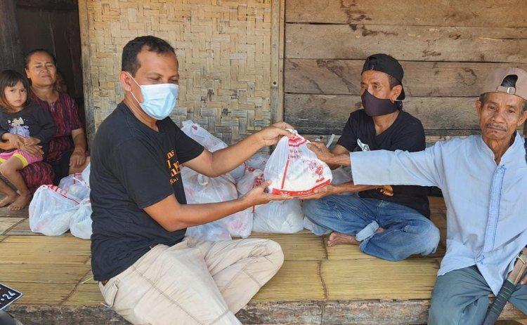 BMCI dan Alfamart Salurkan Bantuan 4.500 Paket Beras Untuk Masyarakat Prasejahtera