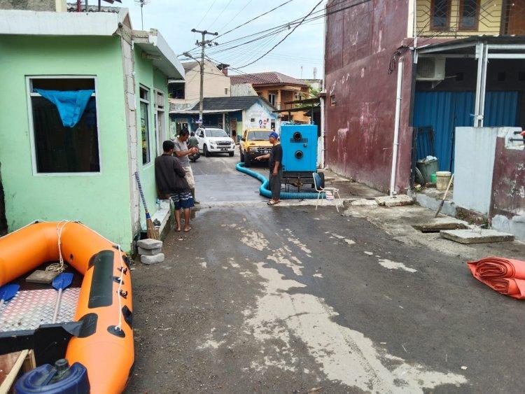 DPUPR akan Normalisasi Drainase Dalam Kota