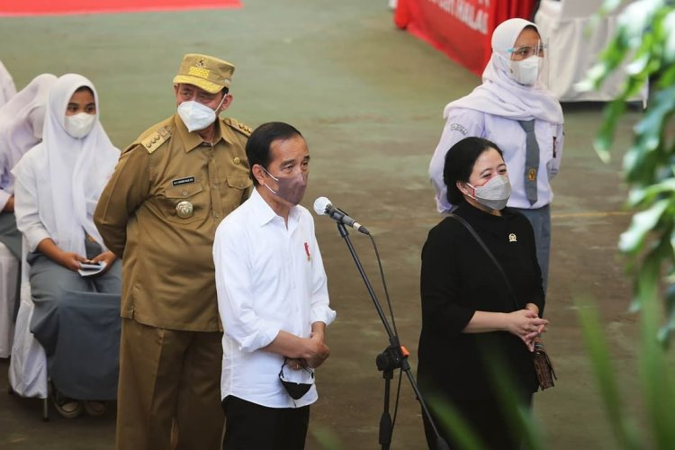 Presiden Jokowi dan Ketua DPR RI Apresiasi Penanganan Covid-19 dan Pemulihan Ekonomi Provinsi Banten