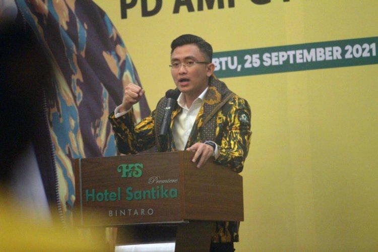 Rakorda AMPG Banten, Kukuhkan Kepengurusan Pimpinan Pilar