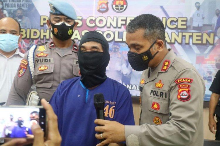 Mafia Tanah Ditangkap Polda Banten
