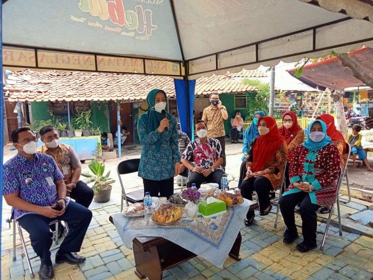 PKK Kota Tangerang Perluas Kesempatan Kerja di Wilayah P2WKSS