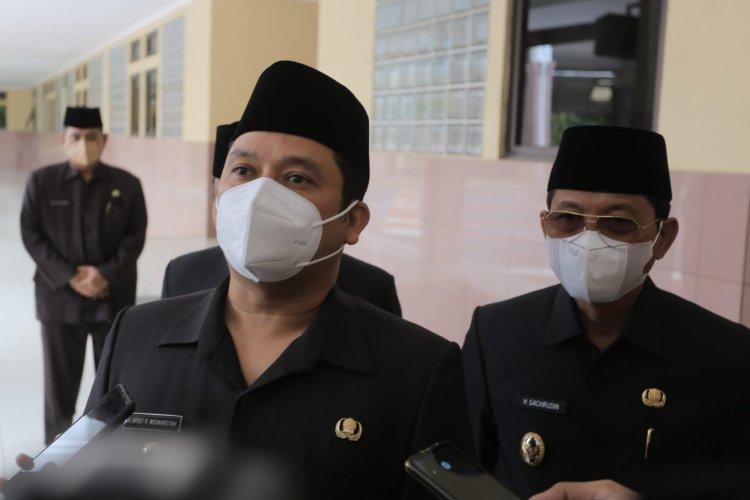 Pemkot Tangerang Evaluasi PTM,  Sekolah Yang Warganya Positif C-19 di Tutup Sementara
