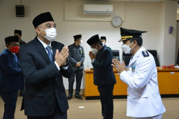Bupati Tangerang Kembali Lantik Pejabat Eselon