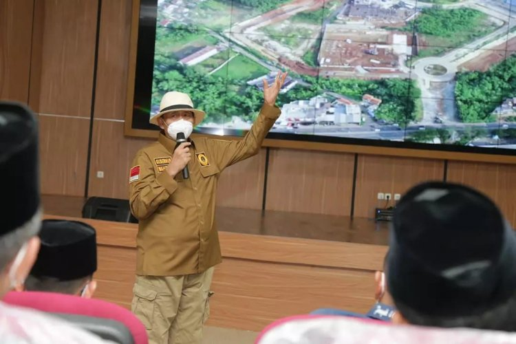 Gubernur WH Berharap UIN SMH Banten Lahirkan Generasi Berkualitas Dan Menjadi Universitas Terkemuka