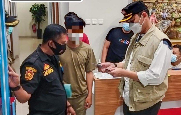 Razia Gabungan Satpol PP Amankan 5 Pasangan Gelap
